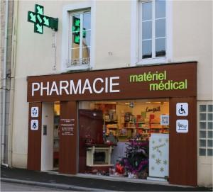pharmacie de la cambe