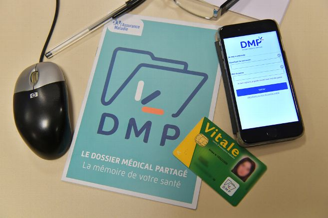 Dossier Médical Partagé (DMP) : la mémoire de votre santé